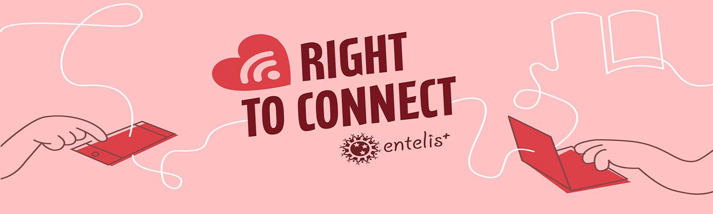 Right to Connect – Superiamo il divario digitale